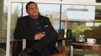 Ketua Peradi kota Ambon, Dr. Fahri Bachmid SH. MH (Liputan6.com/ Eka Hakim)
