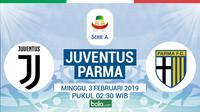 Serie A: Juventus Vs Parma (Bola.com/Adreanus Titus)