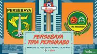 Liga 1 2019: Persebaya vs Tira Persikabo. (Bola.com/Dody Iryawan)