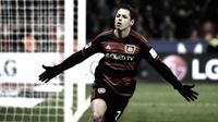 Video highlights 15 gol Javier Hernandez Chicharito bersama Bayer Leverkusen musim ini yang merupakan kesalahan terbesar Louis Van Gaal.