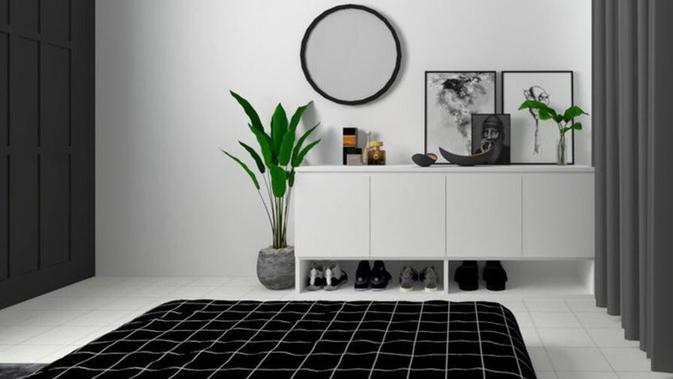 Desain Kamar Simpel Dan Instagramable Dengan Bahan Serba Murah Lifestyle Liputan6 Com