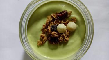 Resep Avocado Cream Mousse, Olahan Avokad Sehat nan Praktis Dibuat