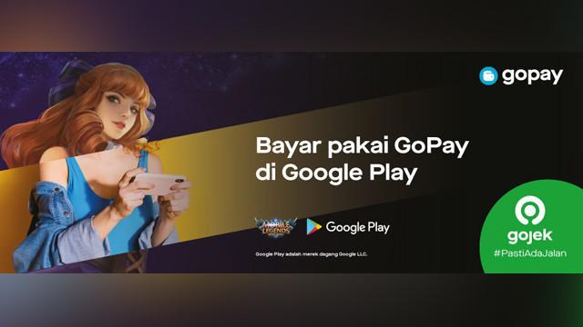 Gopay Berikan Cashbak 100 Setiap Pembelian App Di Google Play Tekno Liputan6 Com