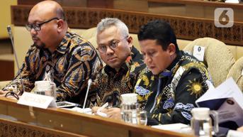 DPR Potong Anggaran Tahapan Pemilu 2022 dari Rp 13 Triliun Jadi Rp 8 Triliun