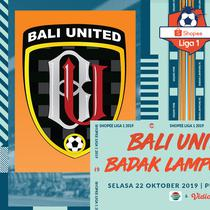 Shopee Liga 1 - Bali United Vs Badak Lampung FC (Bola.com/Adreanus Titus)