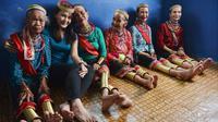 Makin Menghilang, Inilah 7 Wanita Gelang Terakhir di Serawak