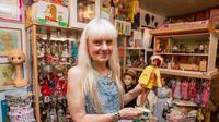 Bettina Dorfman, wanita kolektor Barbie