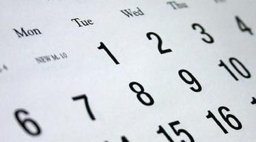 [Bintang] Kalender