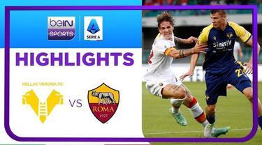 Berita video highlights kekalahan 2-3 AS Roma dari Verona pada pekan keempat Liga Italia (Serie A) 2021/2022, di mana dalam laga tersebut Lorenzo Pellegrini menorehkan gol indah, Minggu (19/9/2021) malam hari WIB.