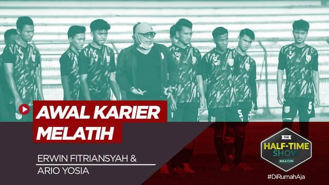 Berita Video Cerita Awal Karier Melatih dari Aji Santoso dan Tips Penting dari Iwan Setiawan untuk Pemain Muda BRI Liga 1