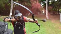 Ancol buka wahana baru pertarungan panahan Archery Battle (Liputan6.com/Pool/Ancol)