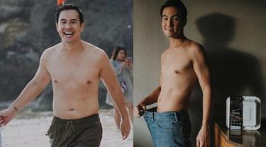 Diet, Ini 7 Potret Terbaru VJ Daniel yang Makin Ramping