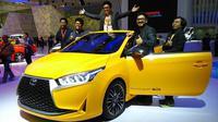 PT Toyota Astra Motor menghadirkan tiga mobil modifikasi yang digarap dalam tema Beyond Creativity.
