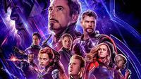 Poster film Avengers Endgame. (Foto: IMDb/ Walt Disney Studios)