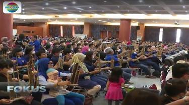 Sebanyak 330 pelajar dari 10 negara ASEAN dan Jepang datang ke Indonesia dalam program berlayar ke negara Asia Tenggara dan Jepang.
