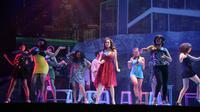 Pementasan Teater Musikal Puisi-Puisi Cinta (Adrian Putra/Fimela.com)