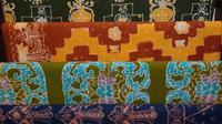 Batik Borobudur, berikan keindahan dan wariskan kekayaan budaya dalam selembar kain