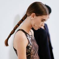 Christian Dior Couture Hair Trend