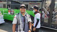 Sugandi, Petugas PPIH di Makkah. Denny/MCH