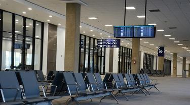 Ilustrasi area bandara