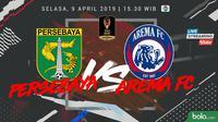 Final Piala Presiden 2019 Persebaya Surabaya Vs Arema FC (Bola.com/Adreanus Titus)