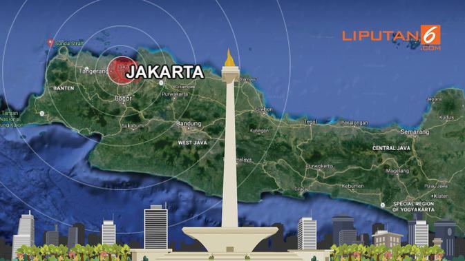 Berita Gempa Jakarta Hari Ini Kabar Terbaru Terkini Liputan6 Com Page 9