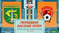 Shopee Liga 1 Persebaya Surabaya Vs Kalteng Putra (Bola.com/Adreanus Titus)