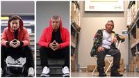 Gaya Kakek Gaul Tiru Fashion Anak Muda Ini Hypebeast Banget (sumber:Instagram/@hypegrandy)