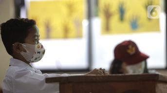 1.509 Sekolah di DKI Jakarta Siap Gelar PTM Terbatas Mulai Besok Senin