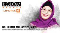 Merayakan Hari Bahasa Ibu Internasional oleh Dr Liliana Muliastusi, M.Pd.