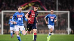 1. Krzysztof Piatek (Genoa) - 12 gol (AFP/Marco Bertorello)