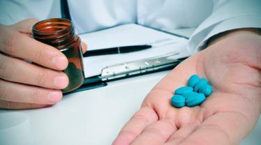 Ilustrasi obat kuat viagra