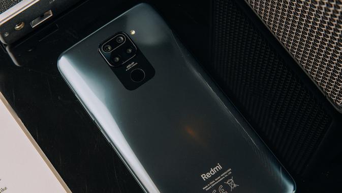 Redmi Note 9 Kini Hadir dalam Warna Onyx Black, Ha