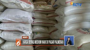 Pemerintah gelar operasi pasar tekan harga beras jelang Hari Raya Natal dan Tahun Baru.