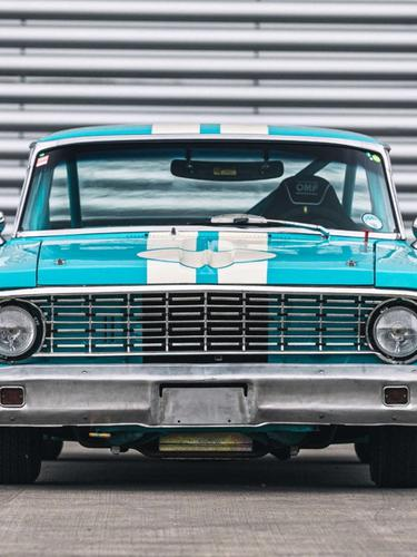 Mobil balap Rowan Atkinson sedang mencari pemilik baru (Carscoops)