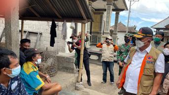 BNPB: Prioritas Penanganan Gempa Bali, Evakuasi Korban dan Kelompok Rentan
