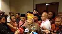 Mantan Kepala Badan Intelijen Negara (BIN) Abdullah Mahmud Hendropriyono. (Liputan6.com/Putu Merta Surya Putra)
