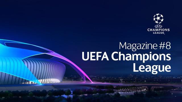 Berita video Magazine Liga Champions. Mengenal manajer Ferencvaros, Serhiy Rebrov yang dulunya striker tajam untuk Tottenham dan Dynamo Kiev