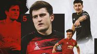 Manchester United - Harry Maguire (Bola.com/Adreanus Titus)