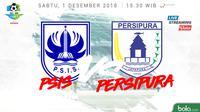 Liga 1 2018 PSIS Semarang Vs Persipura Jayapura (Bola.com/Adreanus Titus)