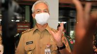Pemerintah provinsi Jawa Tengah siap memulai 'Gerakan 35 Juta Masker' untuk Jateng.