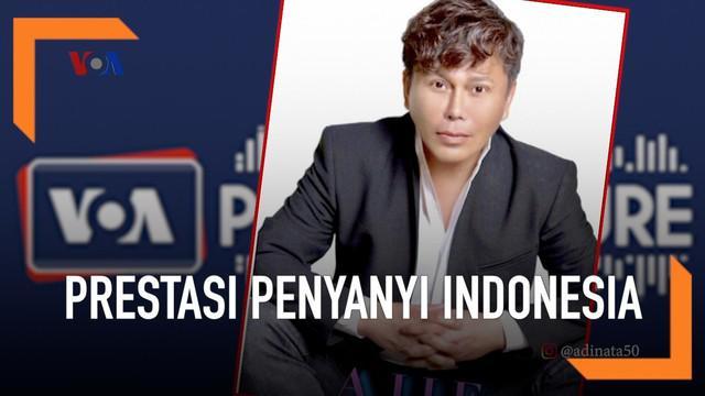 """Penyanyi asal Indonesia di Amerika Ajie Dinata merilis single terbarunya dengan musik up-tempo berjudul """"Chase Your Desire"""" di Los Angeles, California."""