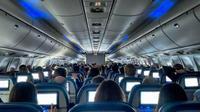 Banyak orang menyangka, kursi terbaik di pesawat terbang adalah di kelas bisnis. Namun penelitian ini berkata lain. (Foto: iStockphoto)
