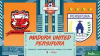 Shopee Liga 1 - Madura United Vs Persipura Jayapura (Bola.com/Adreanus Titus)
