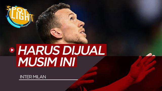 Berita video Spotlight kali ini membahas beberapa pemain Inter Milan yang harus dijual musim panas 202, termasuk Ivan Perisic.