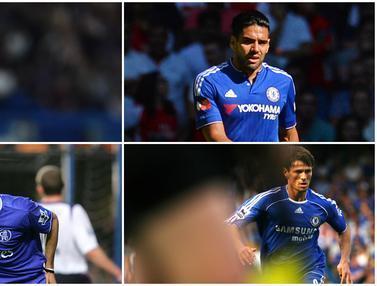 FOTO: Barisan Pemain Berkelas yang Terpuruk Saat Menggunakan Nomor 9 di Chelsea