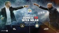 Udinese vs Inter Milan (Liputan6.com/Abdillah)