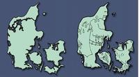 Ilustrasi peta Eropa (sumber: Boredpanda)