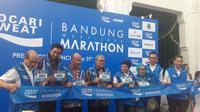 Bandung West Java Marathon akan digelar pada 22 Juli 2018. (Bola.com/Erwin Snaz)