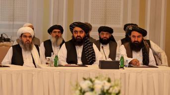 Amerika Tolak Ajakan Rusia Ikut Forum Diskusi Bersama Taliban di Moskow